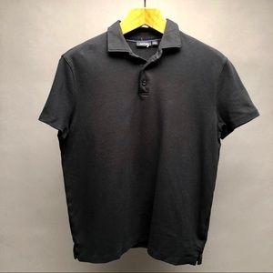 Apt 9 Polo Shirt Men's Black Size Medium